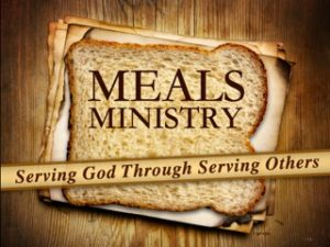 Funeral Meals Ministry